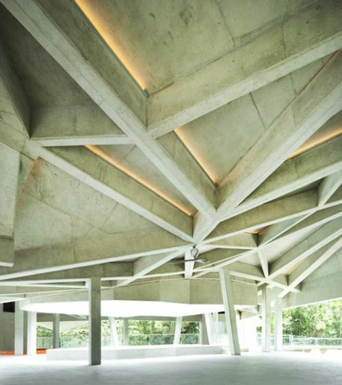 solides futuristisches haus design australien erdgeschoss