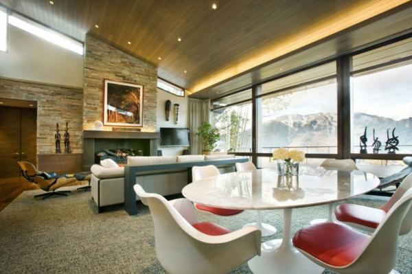 Solides haus in colorado von charles cunniffe architects for Innenraumdesign studieren