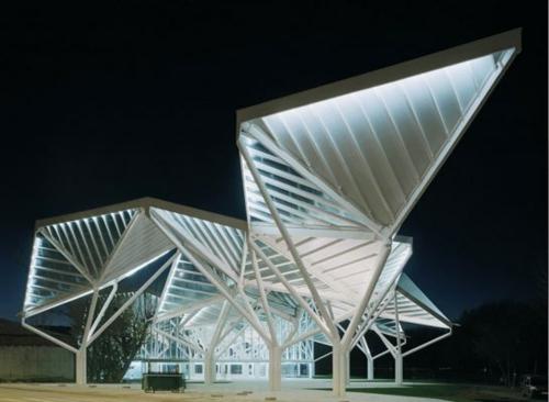 15 Spektakulare Gebaude Designs Origami Kunst Und Coole Architektur