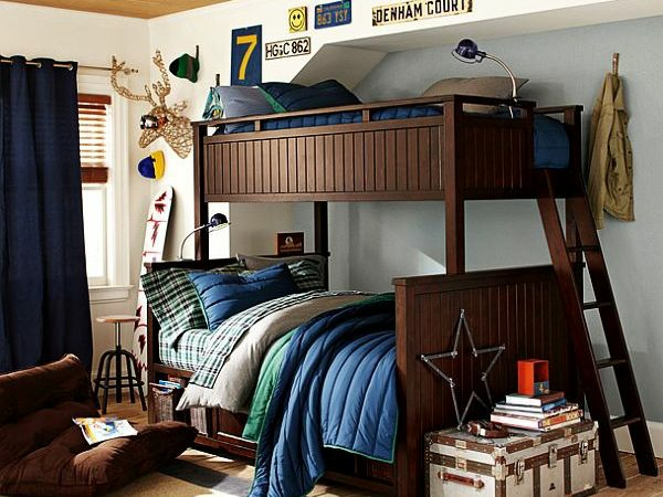 Cooles trendy teenager zimmer f r jungen moderne einrichtung for Bedroom ideas 8 year old boy