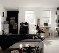 Fantastisch Facebook Twitter Google+ Pinterest · Cooles Trendy Teenager Zimmer Für ...