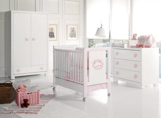 Trendy Kinderzimmer Möbel für Babys pastellfarben entzückend
