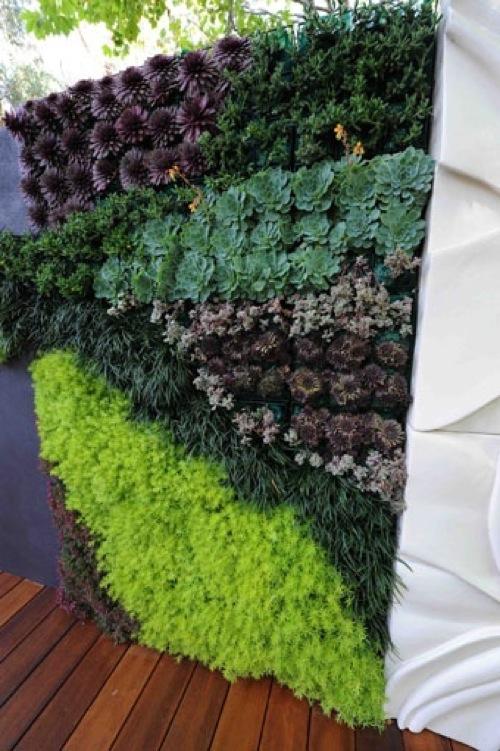 vertikalen garten gestalten 10 eigenartige und herrliche ideen. Black Bedroom Furniture Sets. Home Design Ideas