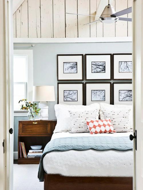 Wand Dekoration Mit Bildern - 29 Kunstvolle Wandgestaltung Ideen Deko Wnde Schlafzimmer