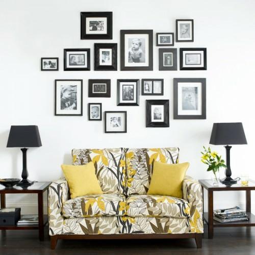 Schon 29 Kunstvolle Wandgestaltung Ideen U2013 Wand Dekoration Mit Bildern ...