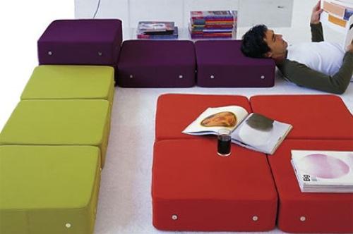 10 weiche sitzkissen designs schicke dekoration. Black Bedroom Furniture Sets. Home Design Ideas