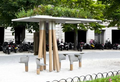 wifi internet station paris technischer fortschritt innovation bildschirm