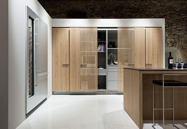 Wohnliche Küche aus Holz einrichten- schickes Wohnerlebnis