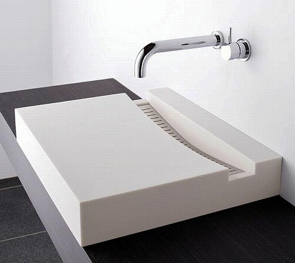 Zen Bad Waschbecken Von Omvivo Entworfen Und Designt