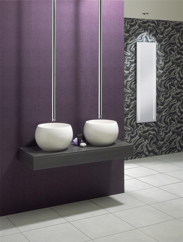 zen bad waschbecken von omvivo entworfen und designt. Black Bedroom Furniture Sets. Home Design Ideas