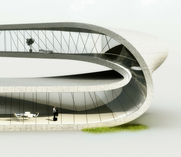 3d druck für architektur visualisierung modell design