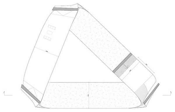 3d druck für architektur visualisierung modell entwurf