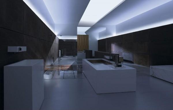 Dusche Armaturen Austauschen : Modern Natural Bathrooms with Accessories