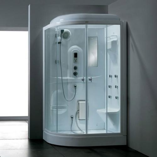 Bilder von innovativen Dampfduschen badezimmer beweglich ausgestattet