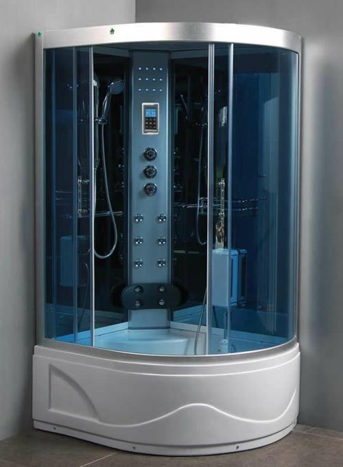 Bilder von innovativen Dampfduschen badezimmer extras