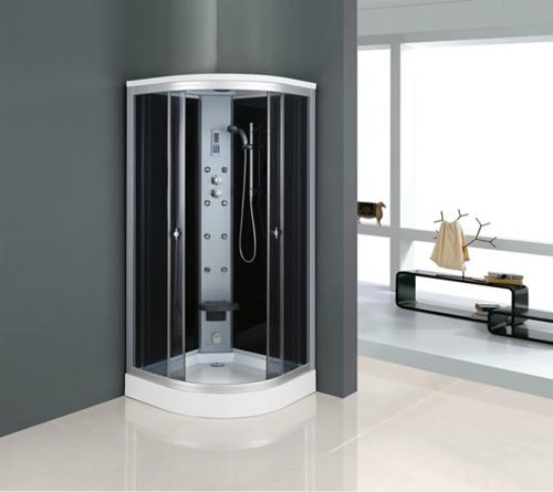 innovative Dampfduschen whirlpool badezimmer kompakt