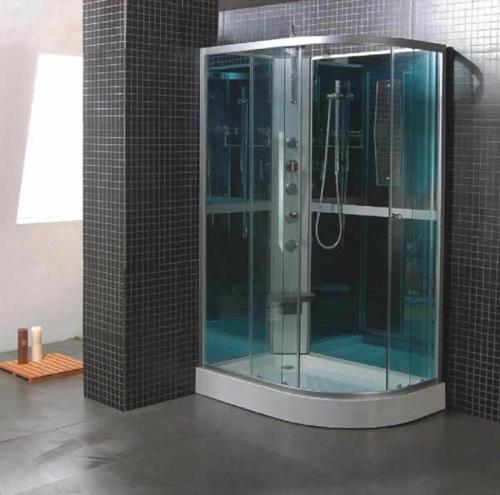 Bilder von innovativen Dampfduschen badezimmer mosaik fliesen