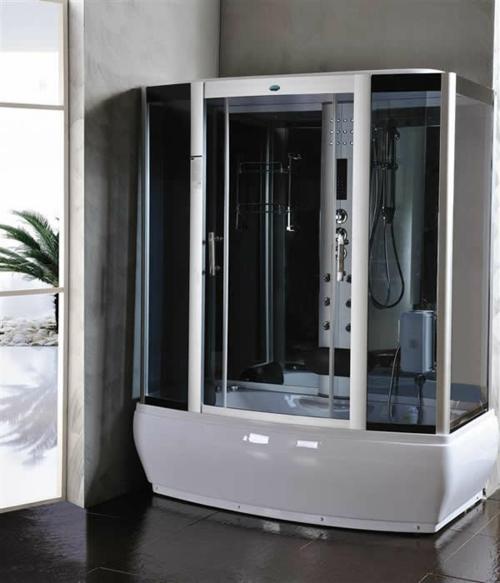 Bilder von innovativen Dampfduschen badezimmer schiebetüren