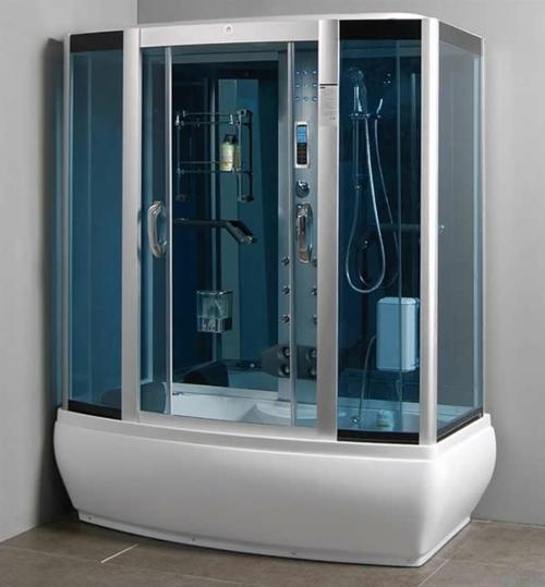 Bilder von innovativen Dampfduschen badezimmer zubehör