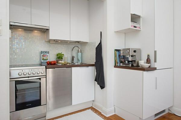 Charmante Einzimmerwohnung  küche spüle
