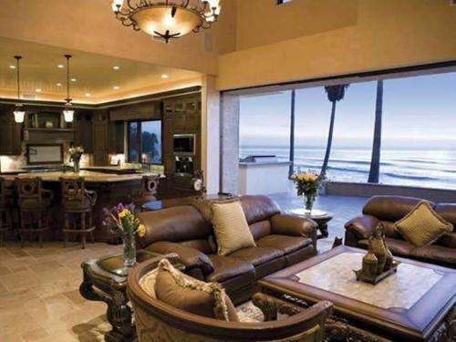Das wohnzimmer attraktiv einrichten 70 originelle for Luxus wohnzimmer einrichtung
