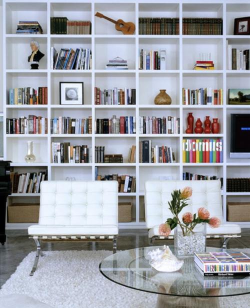 Dekoration und Accessoires fürs schöne Zuhause bücherregale couch