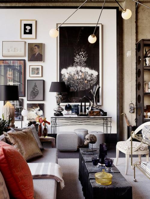 Dekoration und Accessoires fürs schöne Zuhause klassisch herrlich