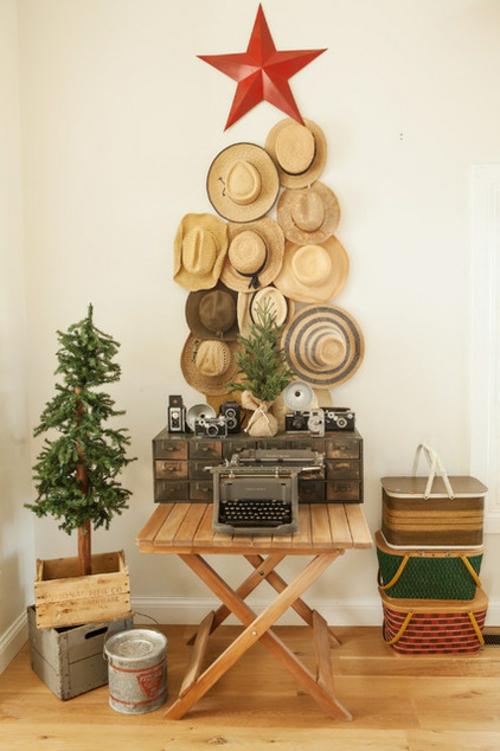Dekoration und Accessoires fürs schöne Zuhause strohhut rustikal