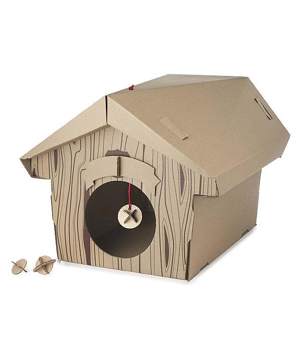 Designer Möbel und Accessoires für Haustiere karton