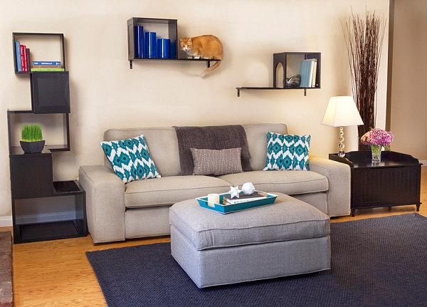 Designer Möbel und Accessoires für Haustiere sofa kissen