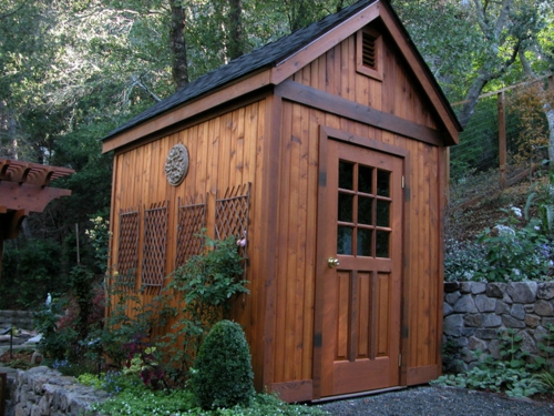 Inspirierende Ideen Fur Gartenhaus Im Hinterhof