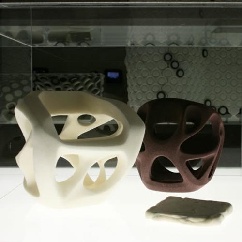 High tech Möbel Designs idee originell stühle sessel