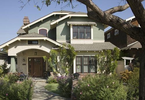 Interior Design Deko Ideen in Craftsman Stil charmantes zuhause