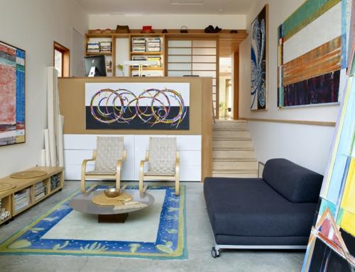 Kunstwerke Für Die Wohnung Sofa Modern Traditionell Stuhl