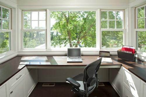 Lärmbelästigung zu Hause gemindert homeoffice bürostuhl