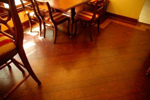 Lärmbelästigung zu Hause gemindert werden bodenbelag stühle tisch