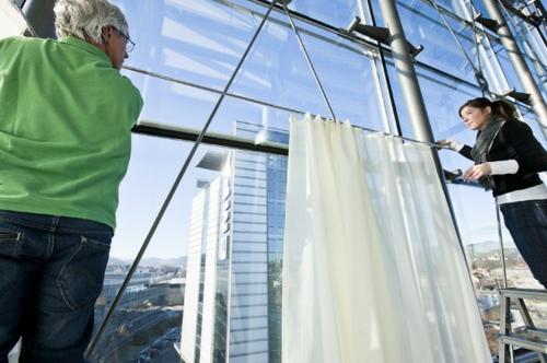 Lärmbelästigung zu Hause gemindert werden gardinen haus design