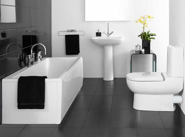 Luxus badezimmer weiß  Luxus Badezimmer Weiß Modern | gispatcher.com