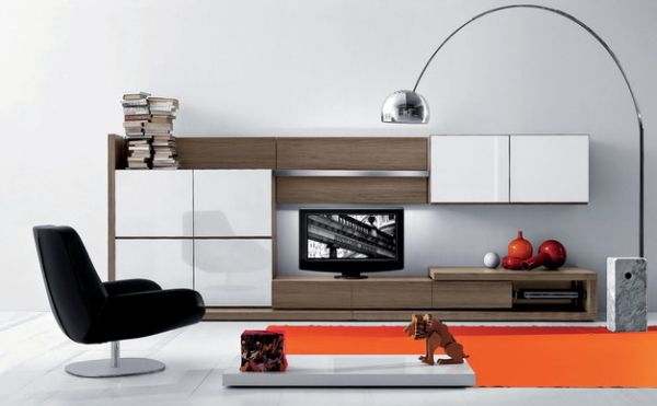 28 moderne interior designs mit energiesparenden arco bogen stehlampen. Black Bedroom Furniture Sets. Home Design Ideas