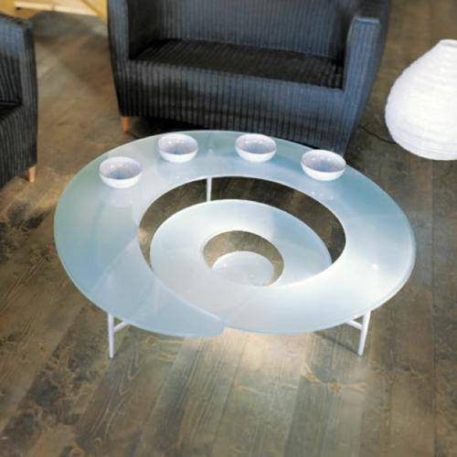 Moderne attraktive Couchtische fürs Wohnzimmer  50 coole