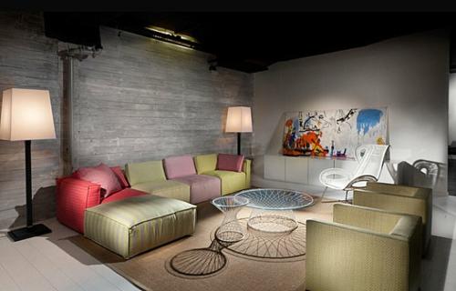 Pastell farbpalette beim interieur design verwenden 24 for Interieur gegenteil