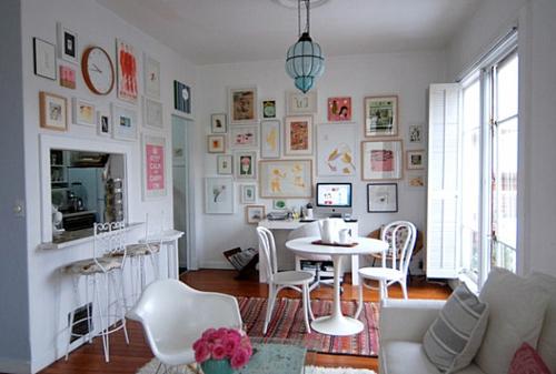 Pastell Farbpalette Beim Interieur Design Verwenden 24