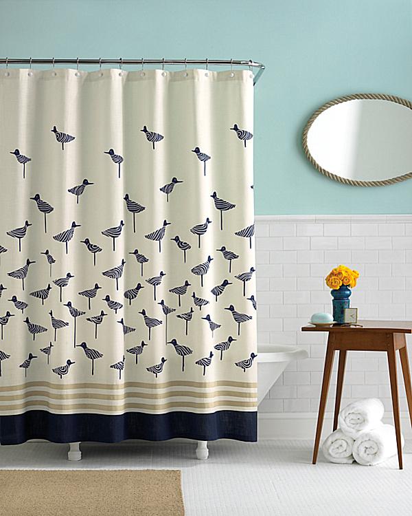 Offene Dusche Kalt : Kate Spade Shower Curtain
