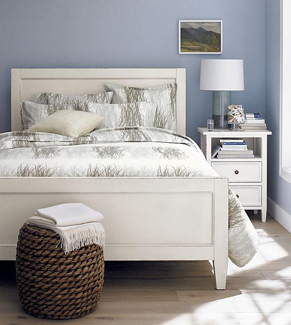 Dekoration für schlafzimmer  Coole Ideen für Sommer Dekoration im Schlafzimmer und Bad