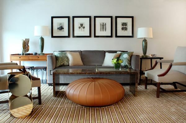 21 Ideen Für Ausgefallenes Interior Design U2013 Akzent Setzende Stühle ...