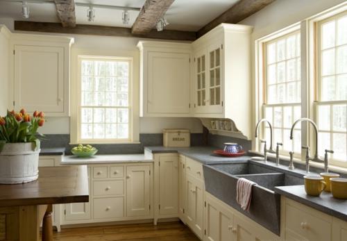 bäckerei zu hause küche holz traditionell design