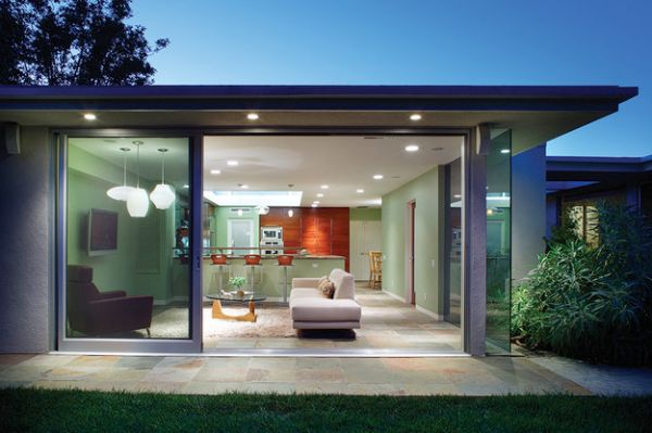 40 beeindruckende Glas Schiebetüren für ein dynamisches modernes Haus