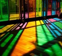 10 Beispiele für wunderschöne Fensterfolien: SCHAUEN SIE GENAUER HIN