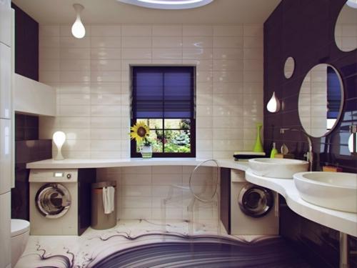 75 coole bilder von badezimmern - inspirierende designs. beautiful ...