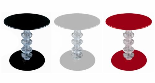 coole couchtisch designs kollektion raffiniert schwarz weiß rot
